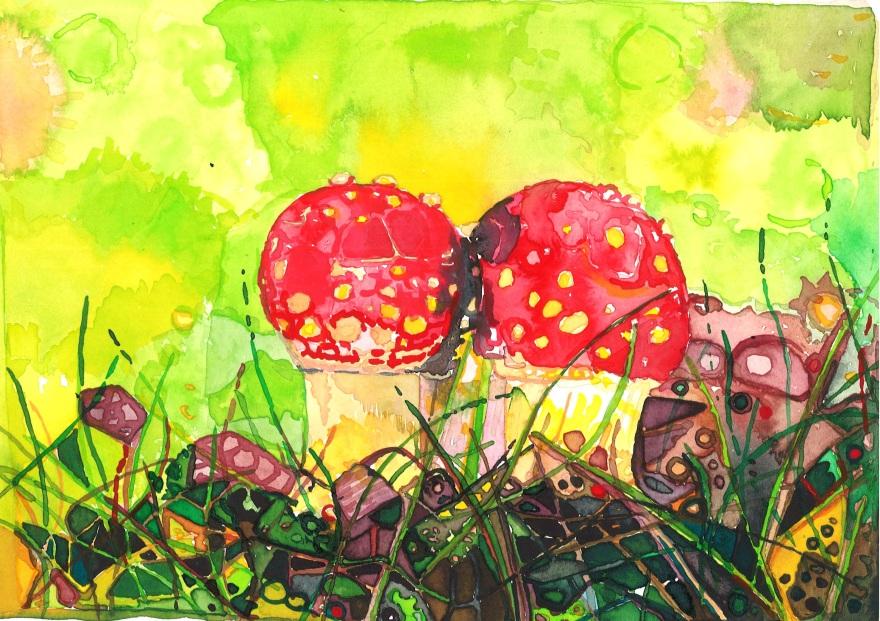 17-mushroom